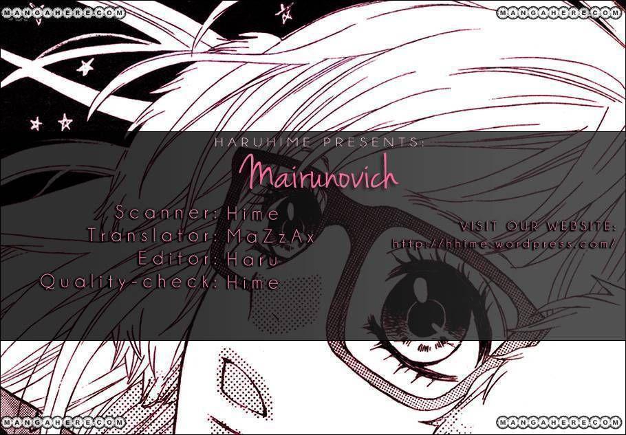 Mairunovich 1 Page 1