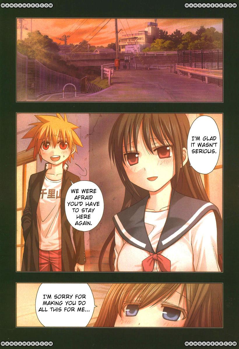 Saki Achiga Hen Episode Of Side A 10 Page 3