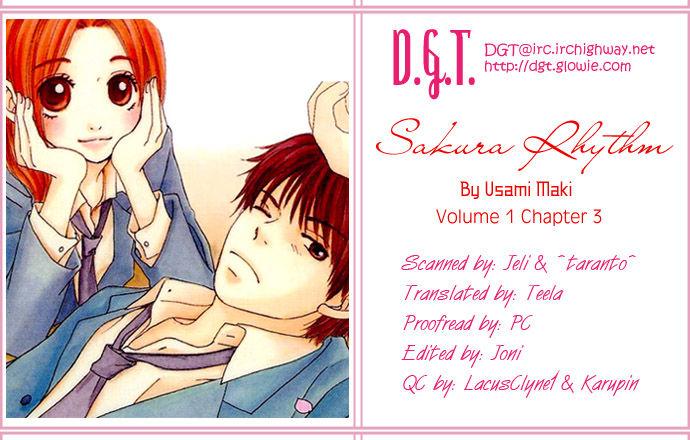 Sakura Rhythm 3 Page 1