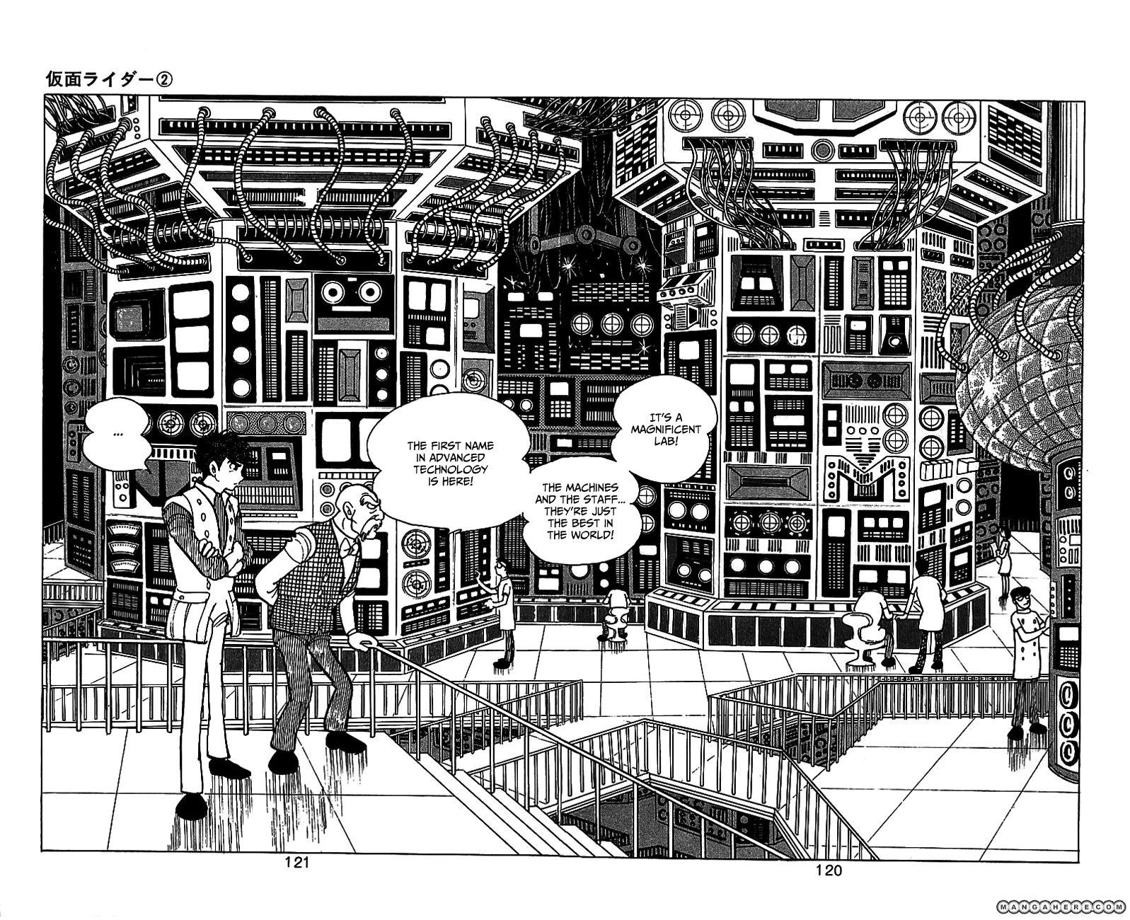 Kamen Rider 2 Page 2