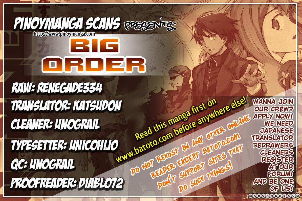 Big Order 2 Page 1