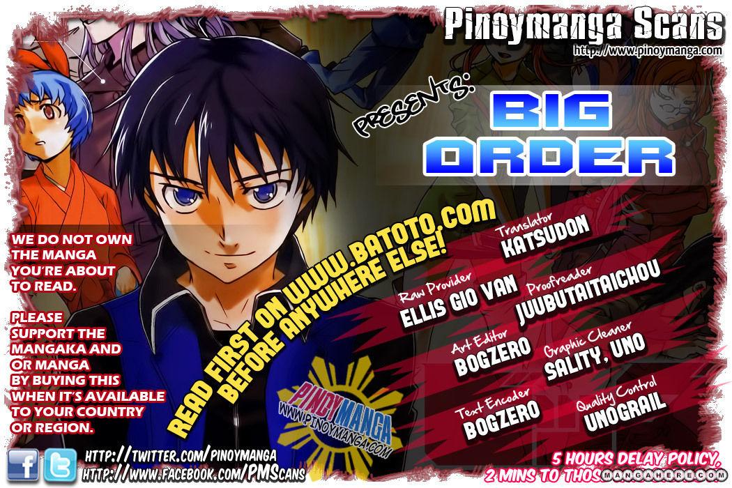 Big Order 5 Page 1