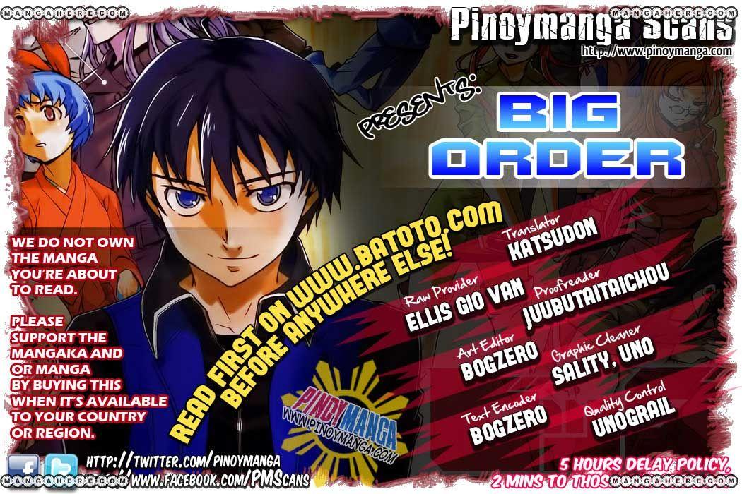 Big Order 6 Page 1