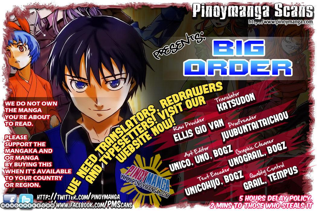 Big Order 8 Page 1