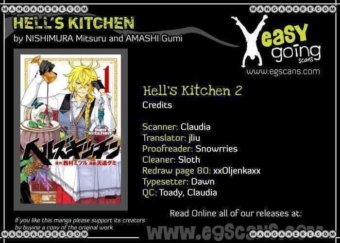 Hells Kitchen 2 Page 1