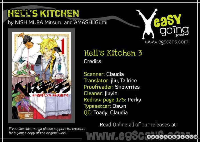 Hells Kitchen 3 Page 1