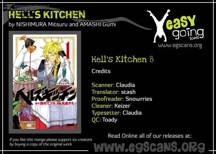 Hells Kitchen 8 Page 1