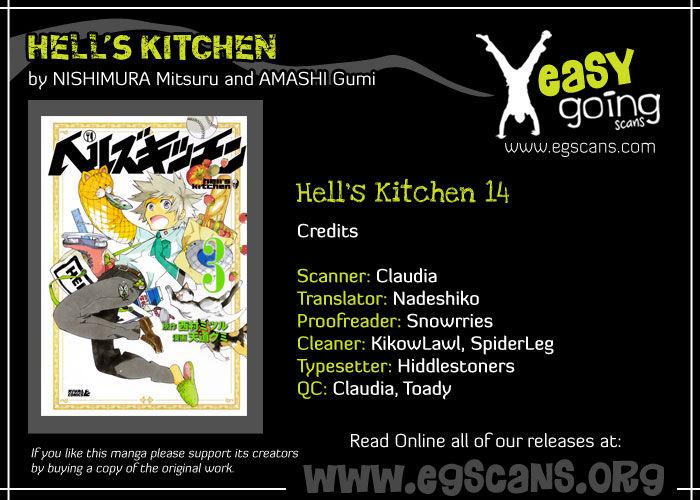 Hells Kitchen 14 Page 1