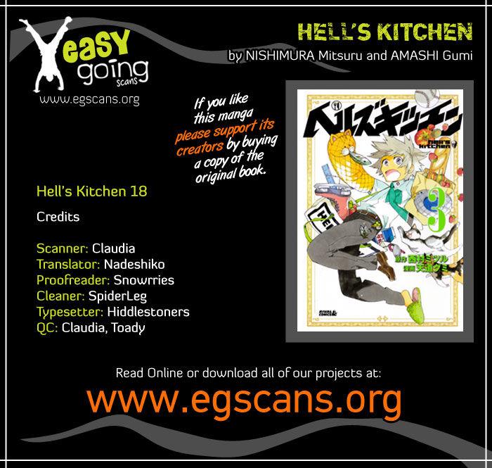 Hells Kitchen 18 Page 1