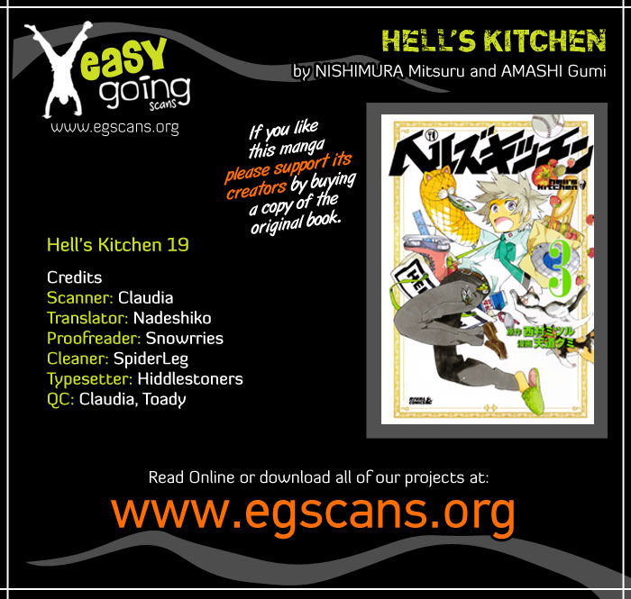 Hells Kitchen 19 Page 1