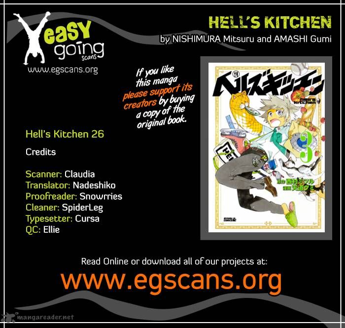 Hells Kitchen 26 Page 1