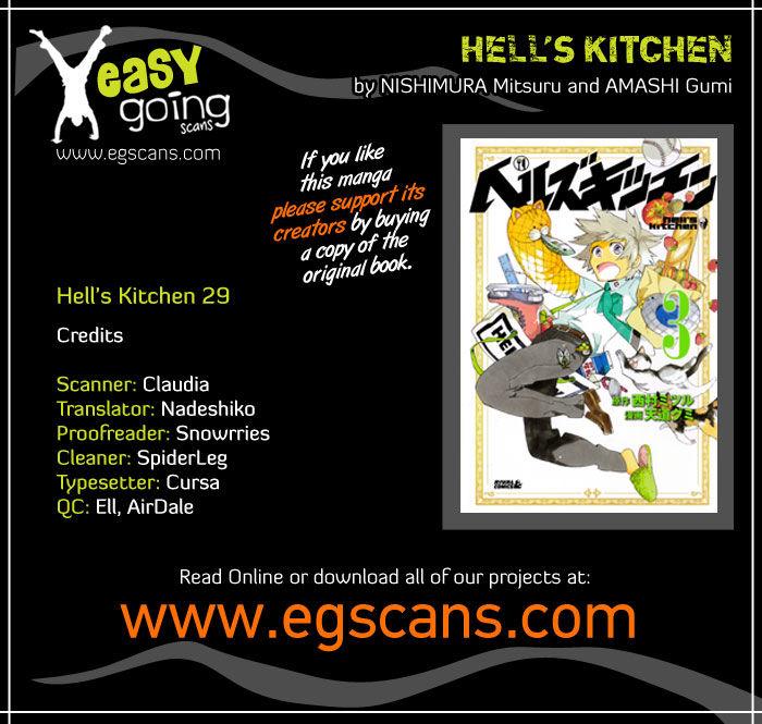 Hells Kitchen 29 Page 1