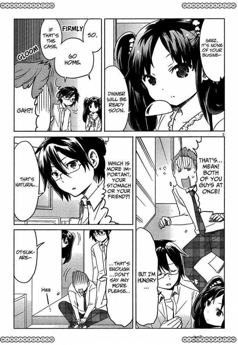 Boku To Kanojo No Renai Mokuroku 2 Page 3