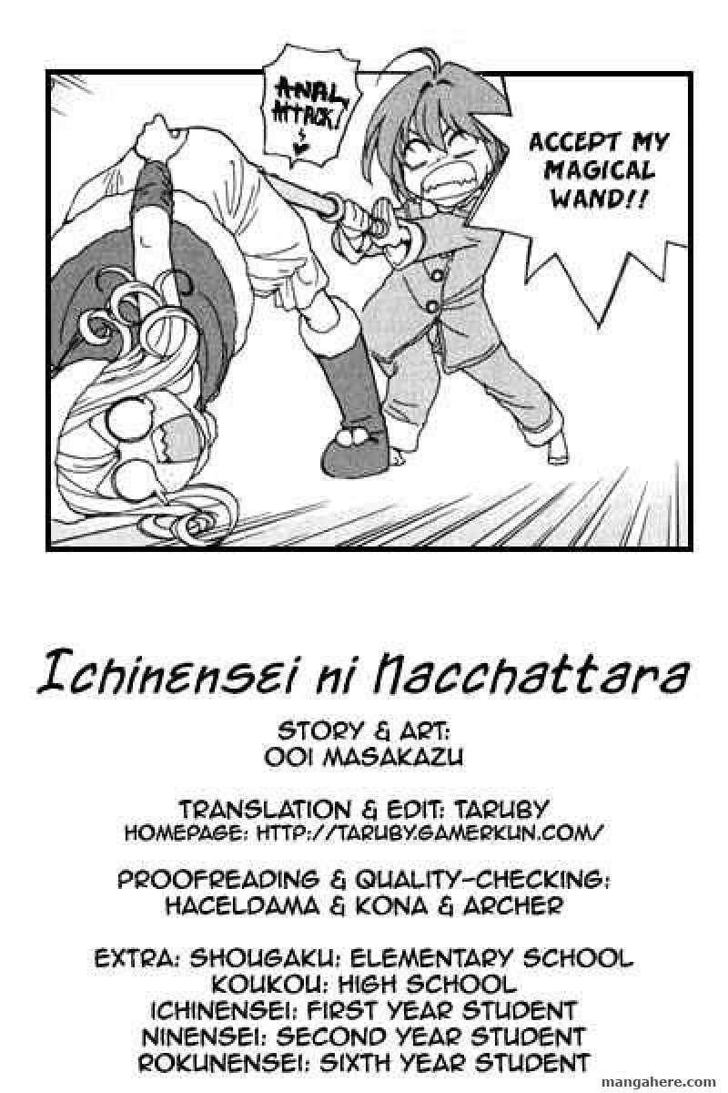 Ichinensei ni Nacchattara 34 Page 1