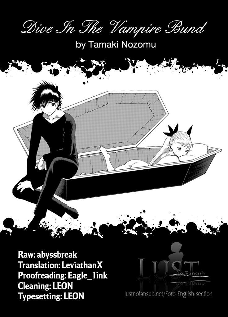 Dive In The Vampire Bund 5 Page 1