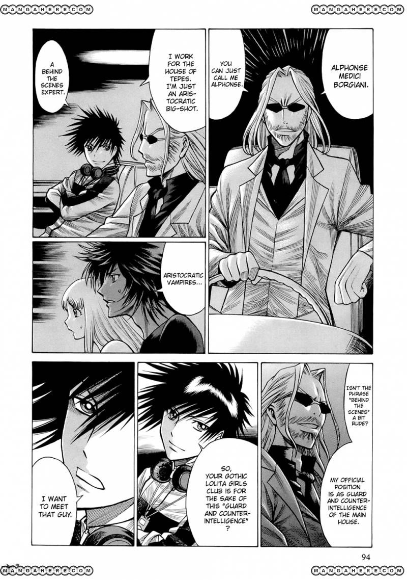 Dive In The Vampire Bund 6 Page 2