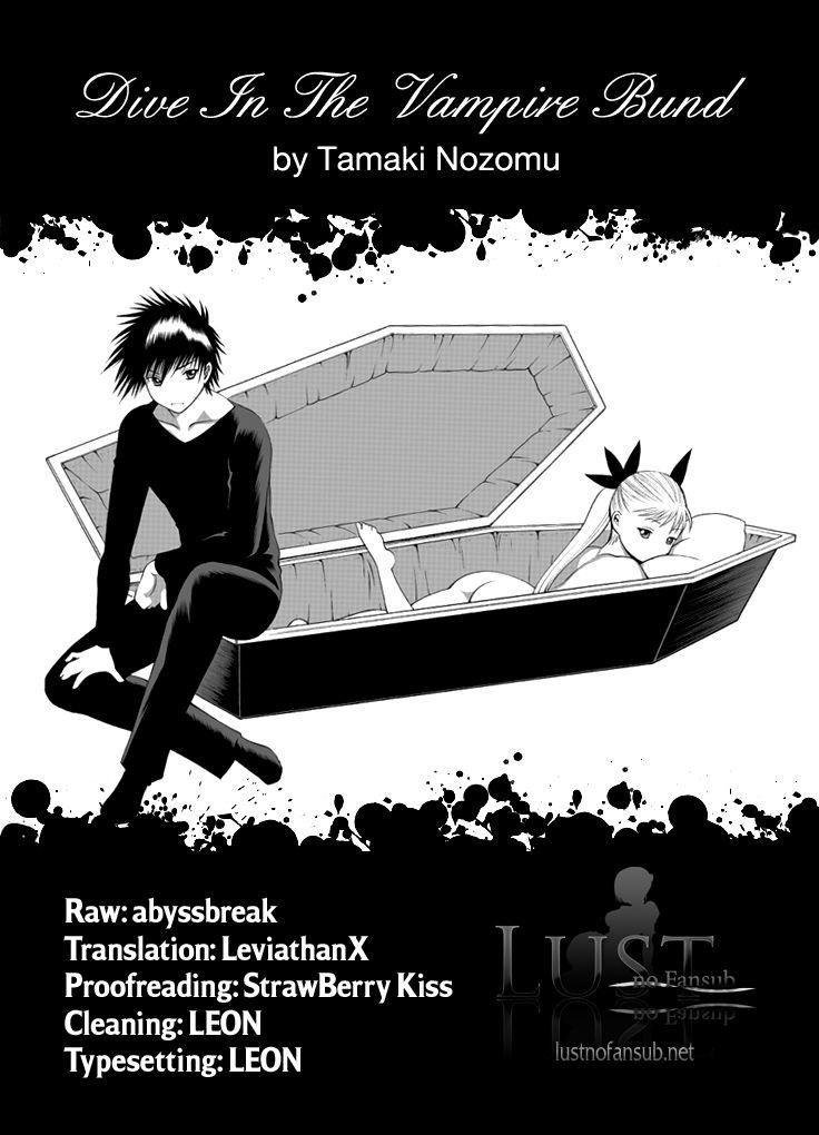 Dive In The Vampire Bund 10 Page 1