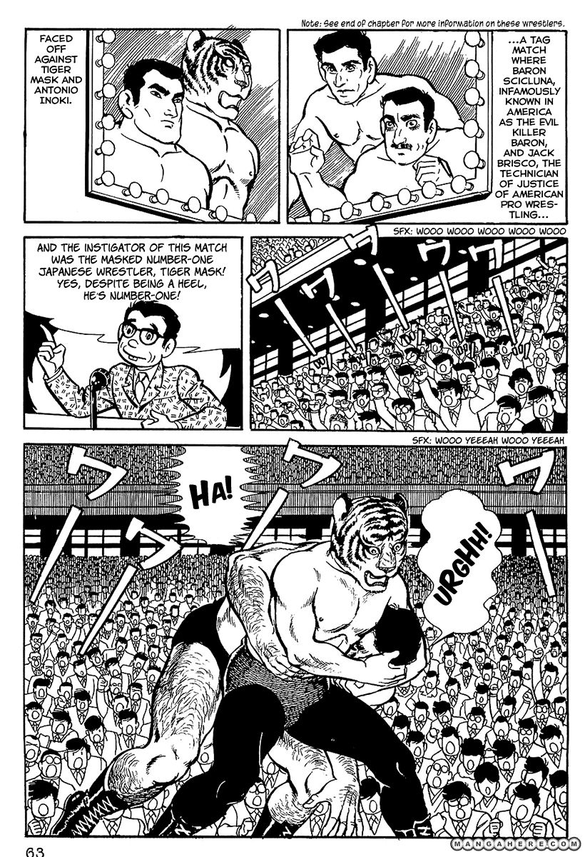 Tiger Mask 4 Page 2