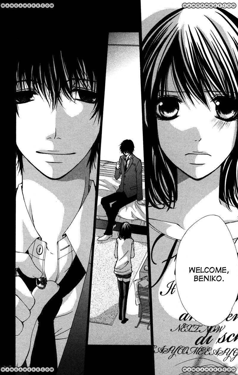 Bokura No Koi Wa Shi Ni Itaru Yamai No You De 7 Page 1