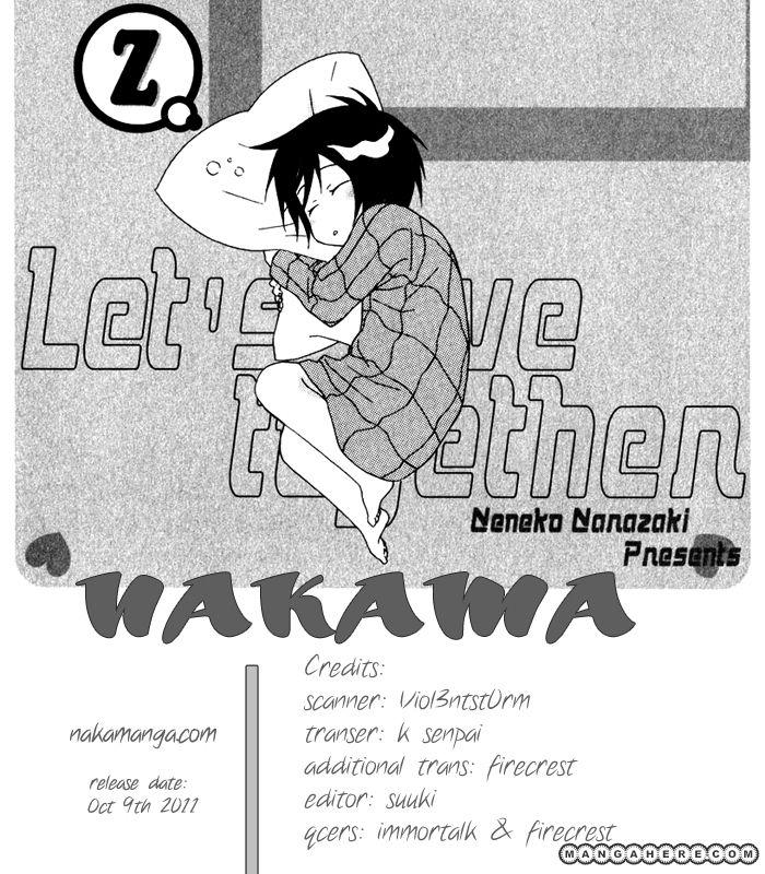 Issho ni Kuraro 4 Page 2